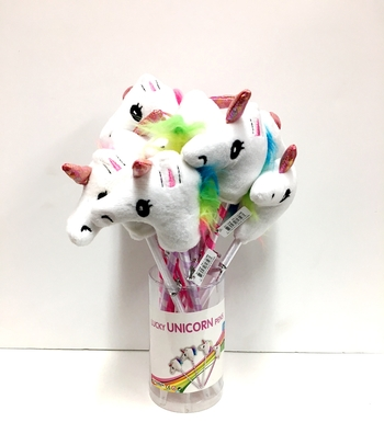 Image Plush Unicorn Pen