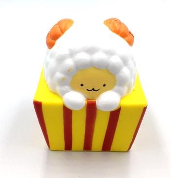 Image Popcorn Sheep Squishie