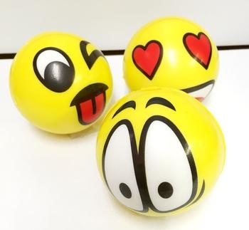 Image Emoji Stress Ball
