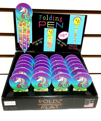 Image Unicorn FoldzFlat Pen