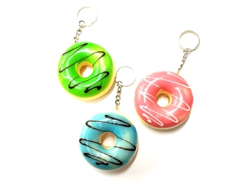 Image Glazed Donut Squishie