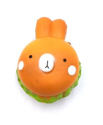 Image Burger Bunny Squishie