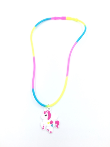 Image Unicorn Silicone Necklace