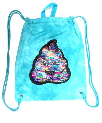 Image Jersey Reversible Sequin Poop Sling