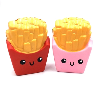 Image Fries Squishie