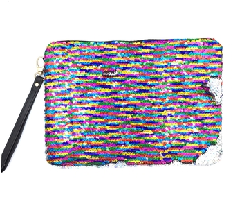 Image Sequin Color changing Ipad & Cosmetic Case