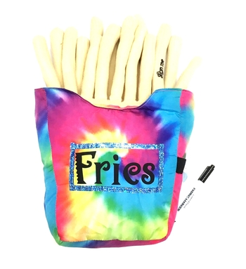 Image Fries Sign Me Pillow