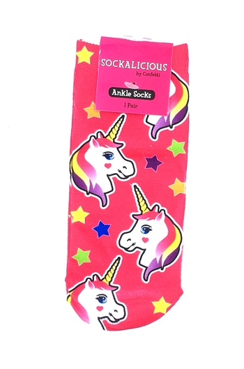 Image Unicorn Ankle Sock