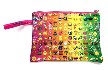 Image Multi Emoji Wet bag