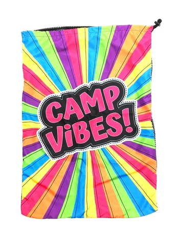Image Camp Vibes Laundry Bag
