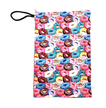 Image Crazy Donut Sock Bag