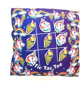 Image Unicorn Game Pillow