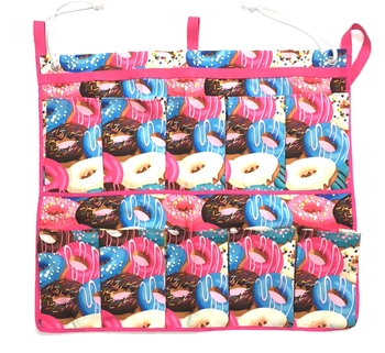 Image Crazy Donuts Shoe Bag