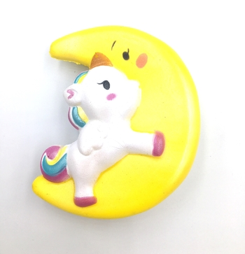 Image Jumbo Unicorn Moon Squishie