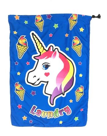 Image Unicorn Mesh Laundry Bag
