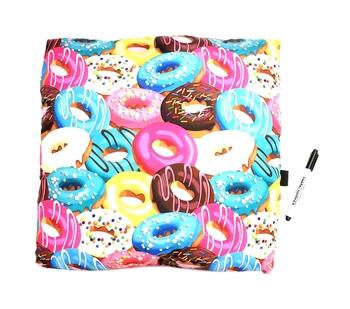 Image Donut Crazy Autograph Pillow
