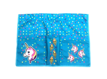Image Unicorn Bed Caddy