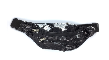 Image Sequin Color Changing Fanny Pack