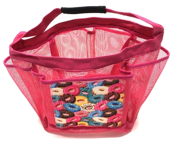 Image Crazy Donuts Shower Caddy