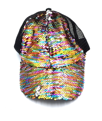 Image Sequin Color Changing Hat