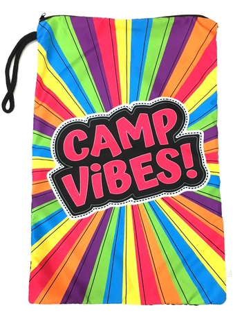 Image Camp Vibes Sock Bag