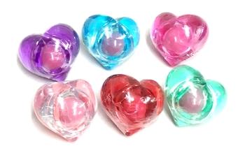 Image Heart Shaped Lipgloss