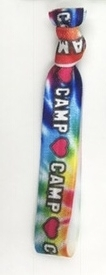 Image Camp Tie Dye 3 pcs Bracelet Pony