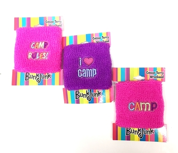 Image Camp Wristbands