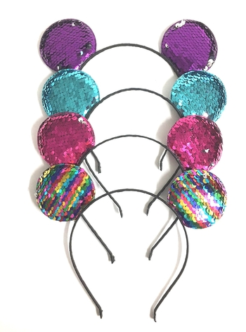 Image Sequin Ear Headband