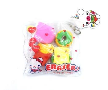 Image Junk Food Eraser Pouch