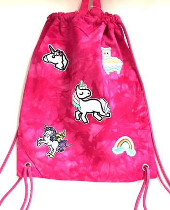 Image Unicorn Patches Slingbag