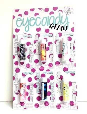 Image Eye Candy Glam Lipbalm Set