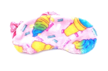 Image Pastel Cone Eye Mask
