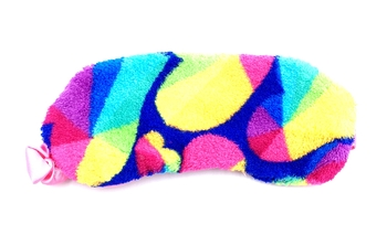 Image Prism Heart  Eye Mask