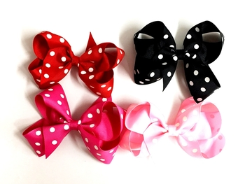 Image Dotted Large Standup Bow
