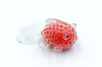 Image Clear Goldfish Bead Buddiez