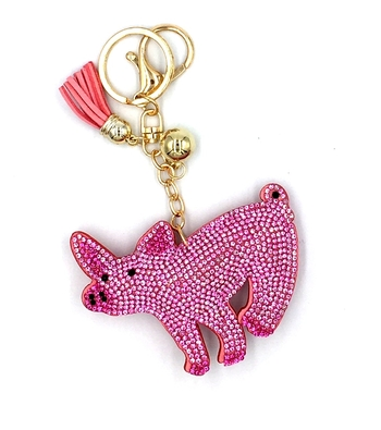 Image Rhinestone Piggy