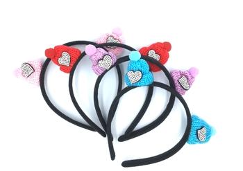 Image Knit Hat Headband
