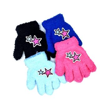 Image Child Size Star Gloves