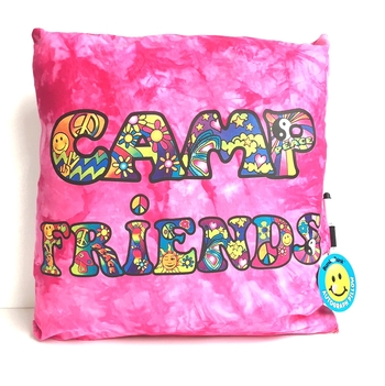 Image Camp Friends Tattoo Autograph Pillow