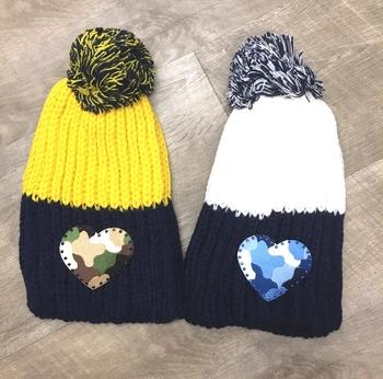 Image Camo pom Hat