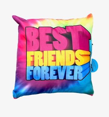 Image Best Friends Forever Autograph Pillow