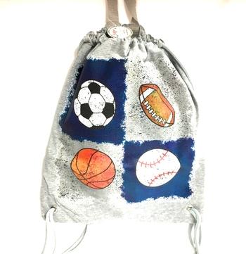 Image Quad Sport Jersey Sling Bag