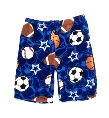 Image Sports on Sports Fuzzie Boy Shorts