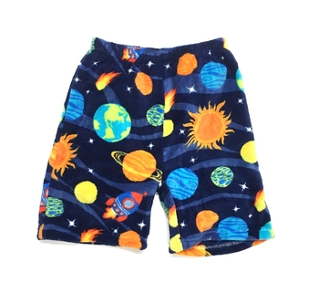 Image Solar Fuzzie Pajama Boy Shorts