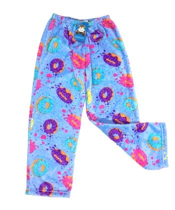 Image Delish Donuts Fuzzie Pants