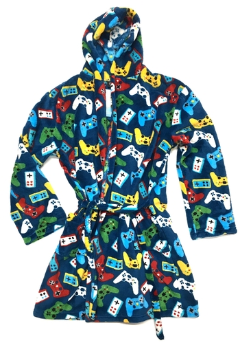 Image Gamer Fuzzie Robe