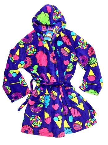 Image Carnival Fuzzie Robe