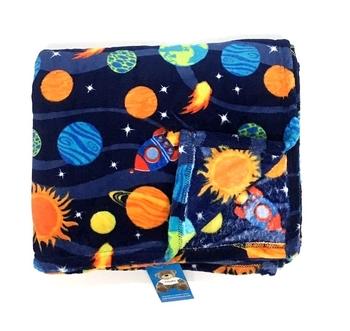Image Solar Fuzzie Blanket
