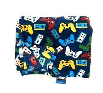 Image Gamer Fuzzie Blanket